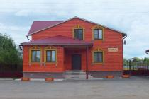 Отель Уютный Тёплый Дом Суздаль