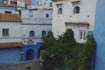 Шавен гостевой дом Maison D'hotes Assalam