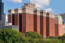 Чикаго отель Hilton Chicago