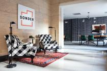 Чикаго отель Sonder — The Plymouth