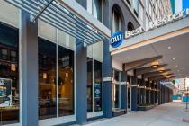 Чикаго отель Best Western Grant Park Hotel