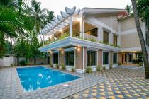 Luxury 5 Bed Private Pool on Baga Beach Road