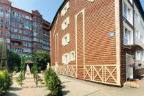 Art Plaza Tomsk отель