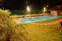 Arowana pvt pool with cook nr BAGA Beach-Arpora