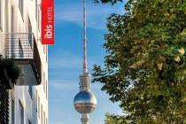 Германия отель Ibis Berlin Mitte