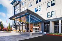Отель Aloft Seattle Sea-Tac Airport