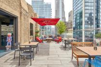 Чикаго отель Virgin Hotels Chicago