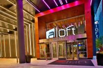 Отель Aloft Chicago Mag Mile Чикаго