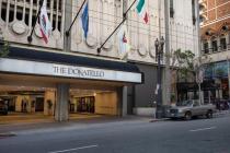 The Donatello Hotel Сан-Франциско