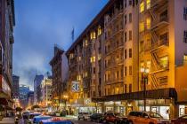 Handlery Union Square Hotel Сан-Франциско