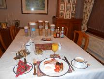 Rose Villa Bed and Breakfast, Forfar