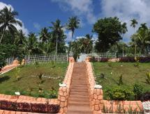 Shell Villa apartel resort, Koror