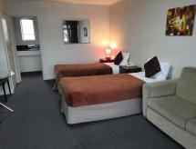 City Central Motel Apartments, Christchurch