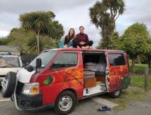 CabbageTree Villa ~ VanParking for VanPackers, Christchurch