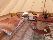 Leaping Water Bell Tent - Love Zone, Marske