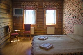 Стандартный двухместный номер с 1 кроватью, Отель Стромынка