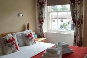 Double Room with Bath/Shower, The Royal Oak Hotel