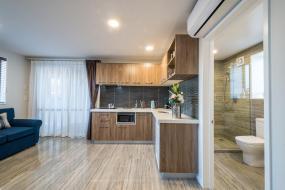 Two-Bedroom Apartment, Golden Star Motel