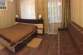 Номер-студио Делюкс с кроватью размера
