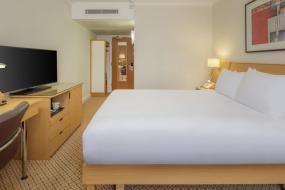 Deluxe King Room, Hilton York