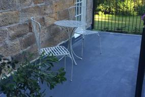 Deluxe Double Room with balcony and Garden View, Mulgrave Country Cottage