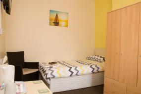 Budget Twin Room, Pretoria Guest House
