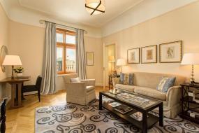 Классический люкс с видом на дворец, Гостиница Астория Rocco Forte