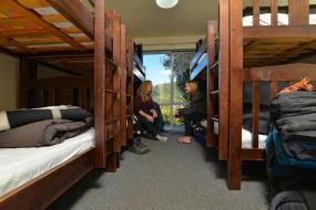 Bed in 6-Bed Mixed Dormitory Room with Shared Bathroom, Tombstone Backpackers