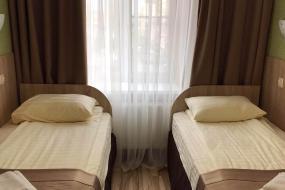 Двухместный номер эконом-класса с 2 отдельными кроватями, Отель Арль