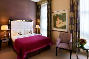 Deluxe Double Room, The Mandeville Hotel