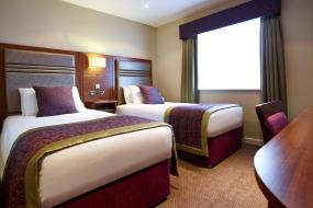 Twin Room, The Briar Court Hotel