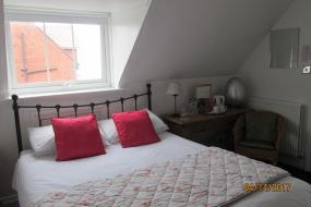 Deluxe Double Room with Shower, Birtley House