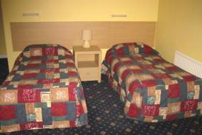 Twin Room, The Langham Hotel