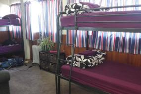 Single Bed in Female Dormitory Room, Mountain Jade Backpackers
