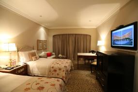 Superior Room, Twin bed, Taj Palace, New Delhi