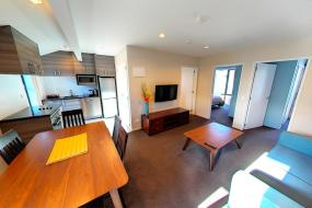 Deluxe Two-Bedroom Apartment, Apartments 118