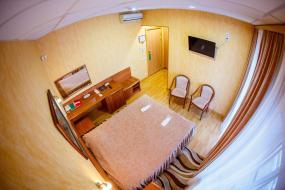 Небольшой двухместный номер с 1 кроватью, Акватель Волжская Жемчужина
