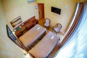 Небольшой двухместный номер с 2 отдельными кроватями, Акватель Волжская Жемчужина