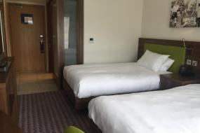 Compact Twin Room, Hilton at St George's Park