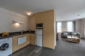 Two-Bedroom Apartment with Two Bathrooms, Quest Christchurch Serviced Apartments