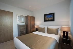 Two-Bedroom Apartment, O2 Arena Apartments