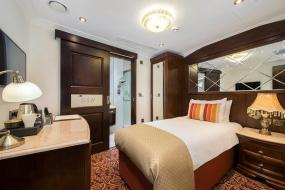 Single Room - No Window, The George Street Hotel