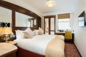 Deluxe Double or Twin Room, The George Street Hotel
