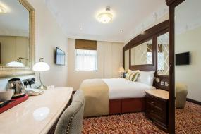 Deluxe Double Room, The George Street Hotel