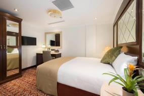 Standard Double Room - No Window, The George Street Hotel