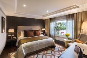 Garden Luxury Suite, 1 Way Transfer, Lounge Access, Cocktail Hours, Taj Palace, New Delhi