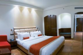 Premium Room with Balcony, The Ivy Anjuna