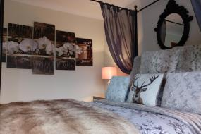 Deluxe Double Room with Shower, One Strathview B&B