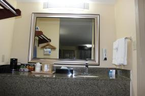 Double Room with Two Double Beds - Non-Smoking-Ground Floor, Best Western Jacksonville Inn