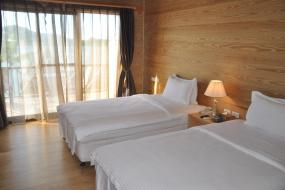 Twin Room with Balcony, Island Paradise Resort Club